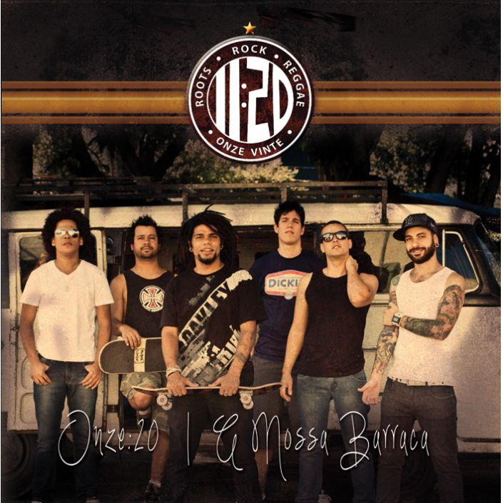 CD Onze:20 A Nossa Barraca