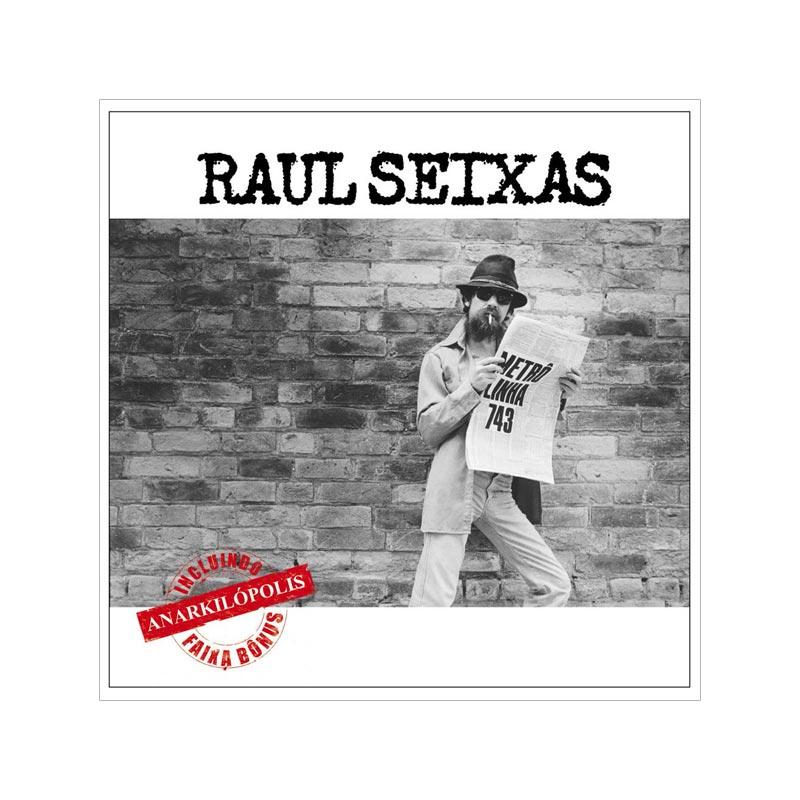 CD Raul Seixas Metrô Linha 743
