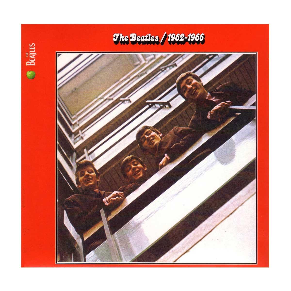 CD Duplo The Beatles 1962-1966