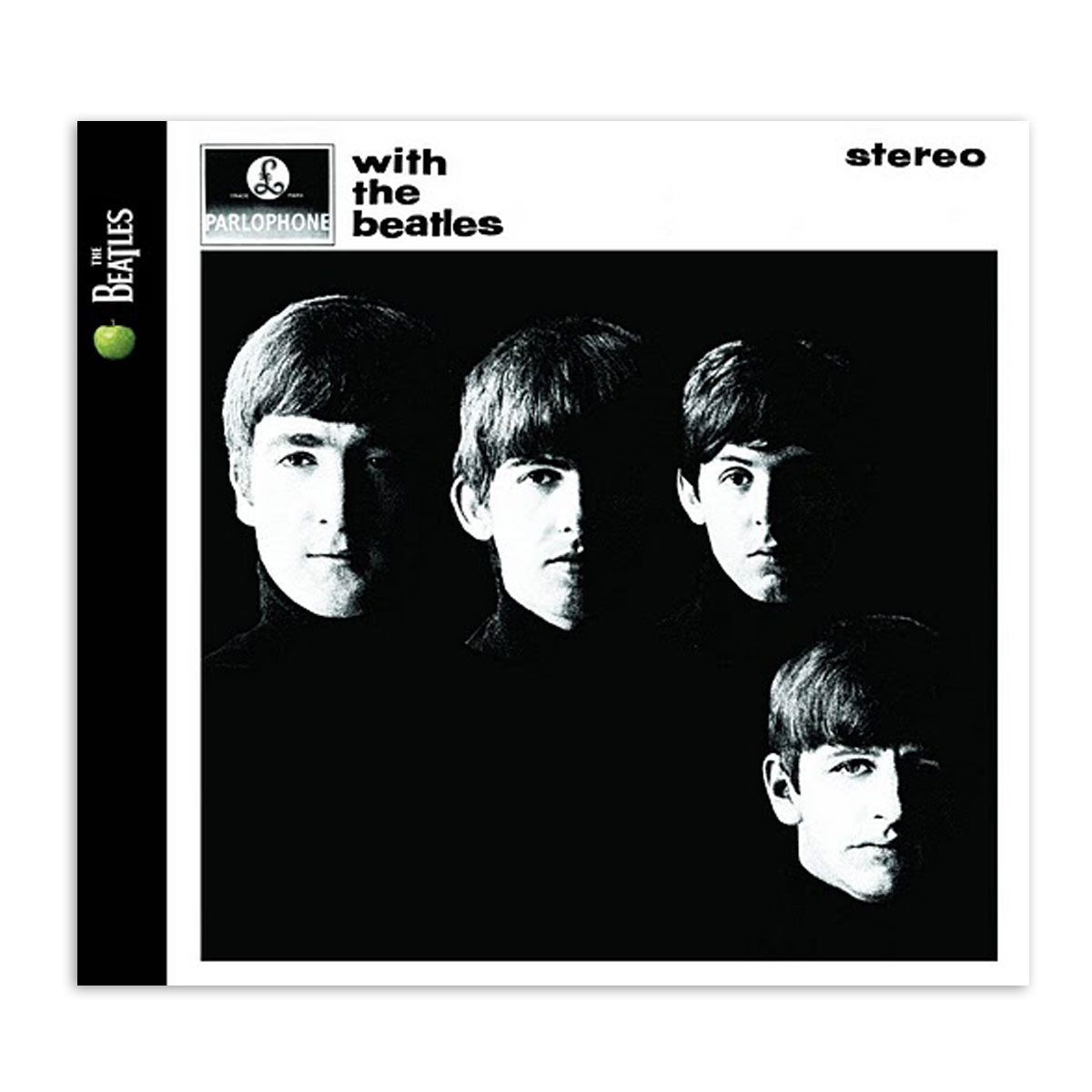 CD The Beatles With The Beatles
