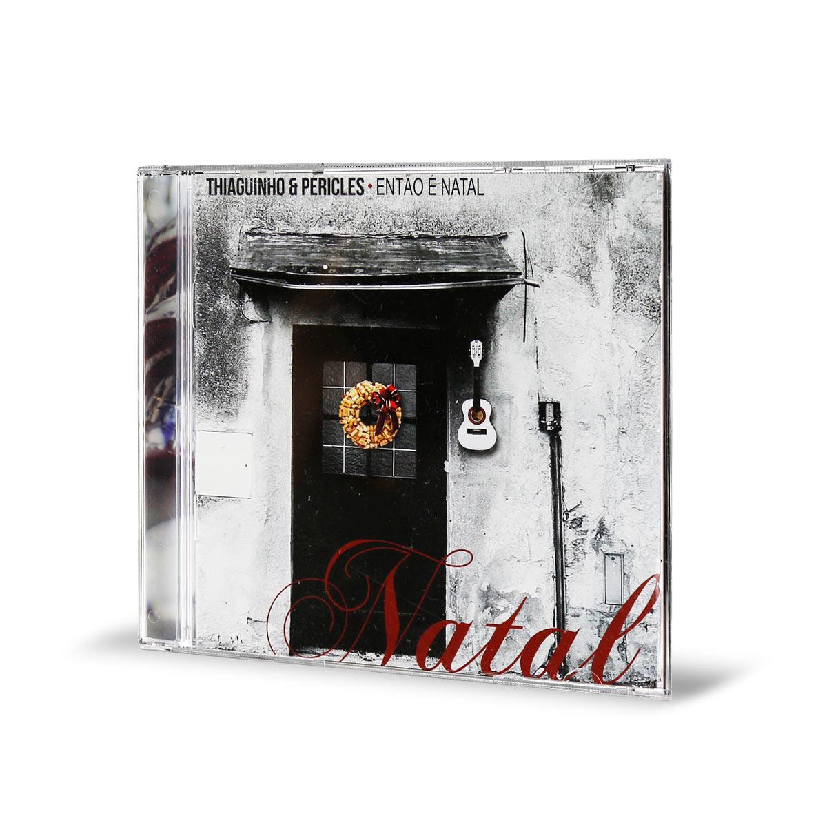 CD Thiaguinho & Péricles Então é Natal
