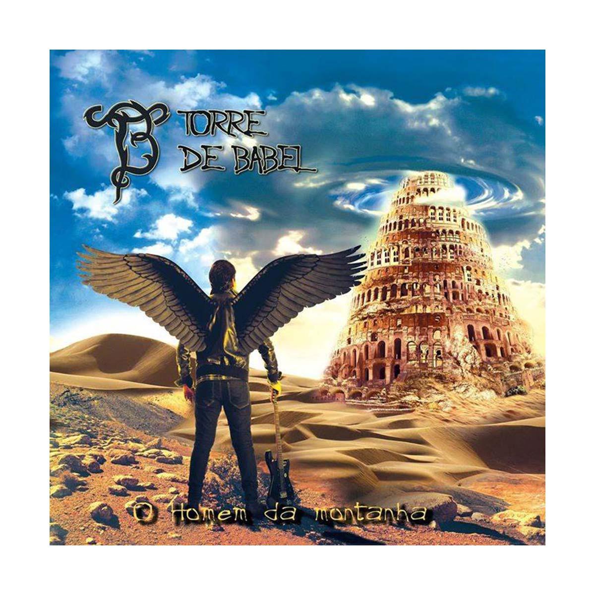 CD Torre de Babel O Homem da Montanha