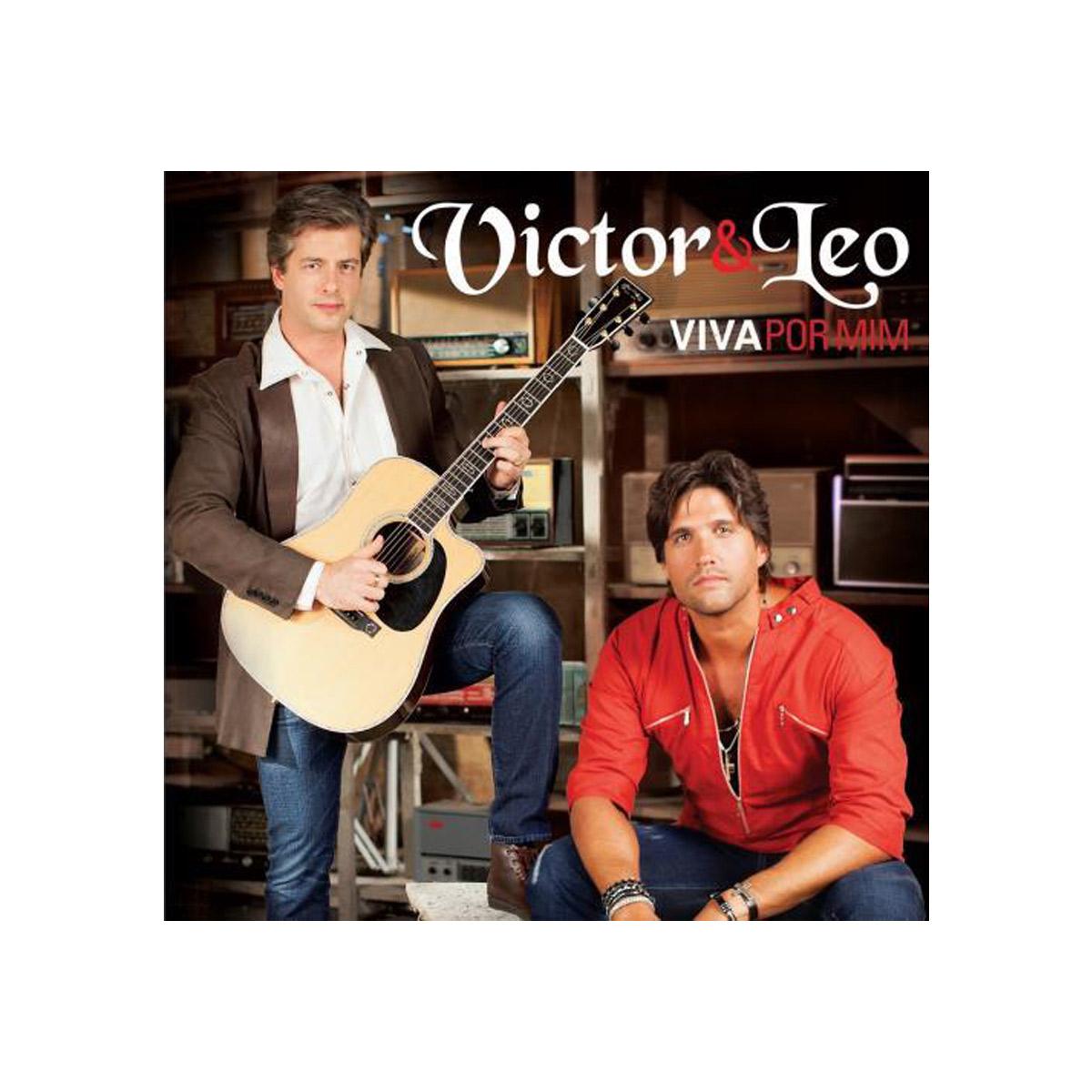 CD Victor & Leo - Viva Por Mim