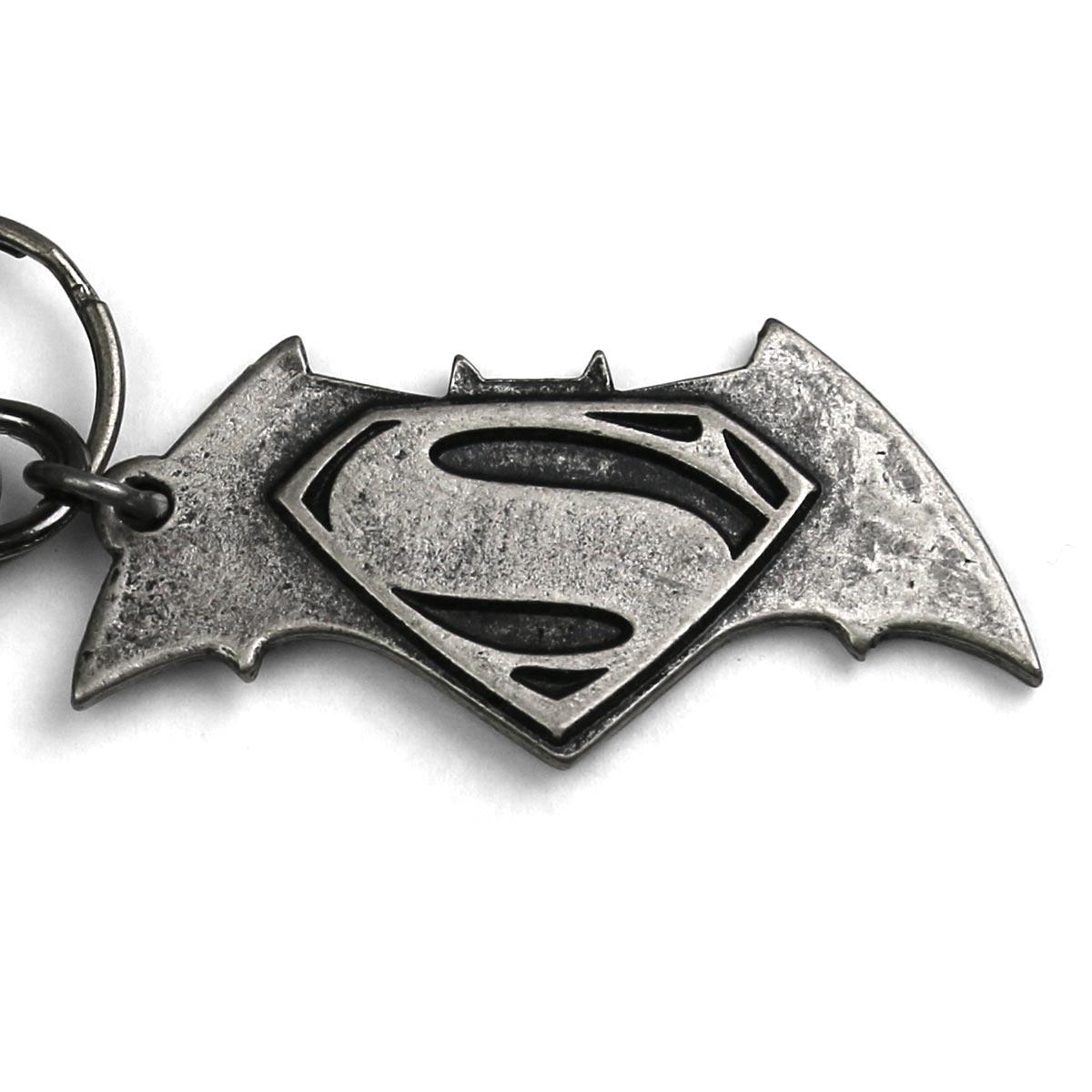 Chaveiro de Metal Batman VS Superman