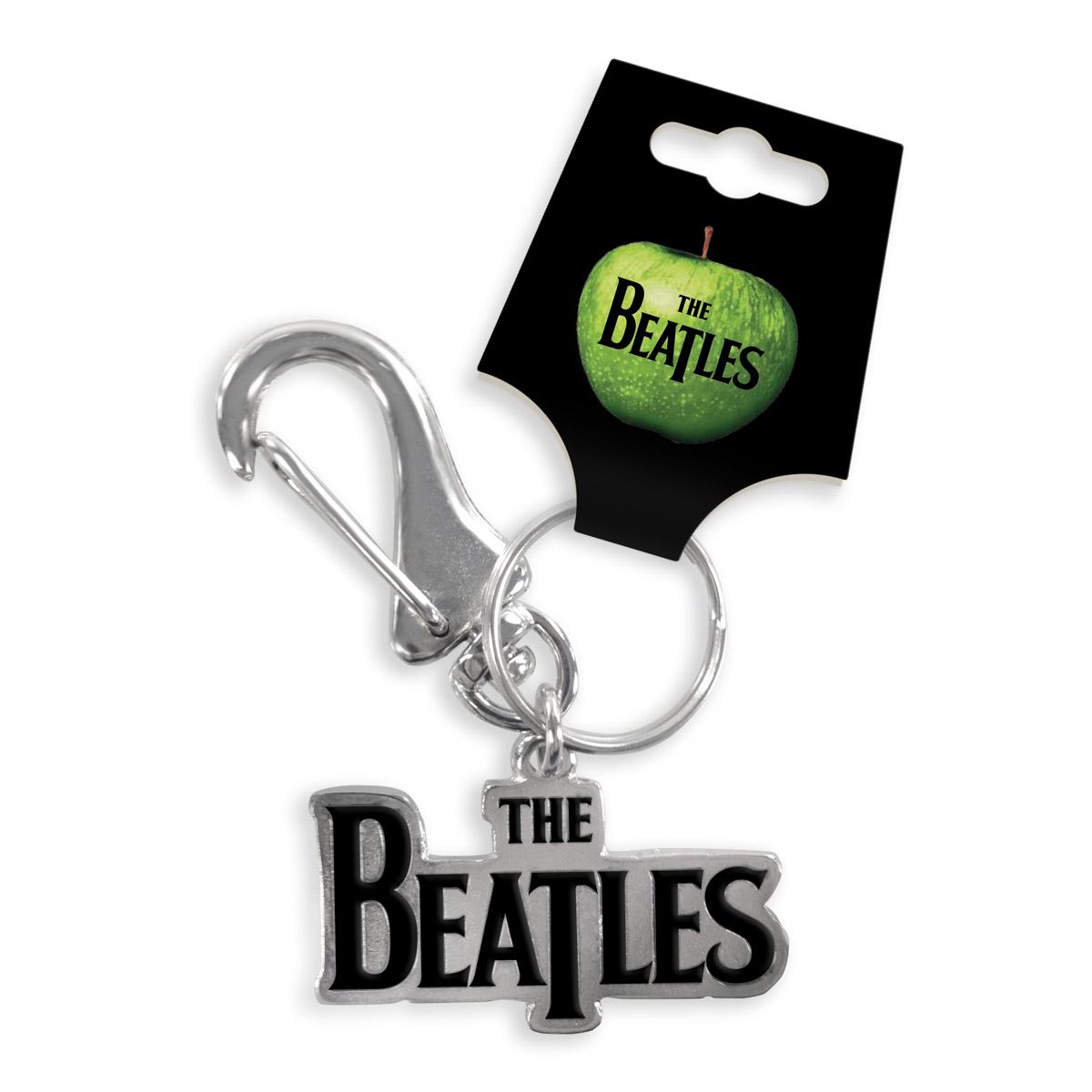 Chaveiro de Metal The Beatles Classic Logo 2