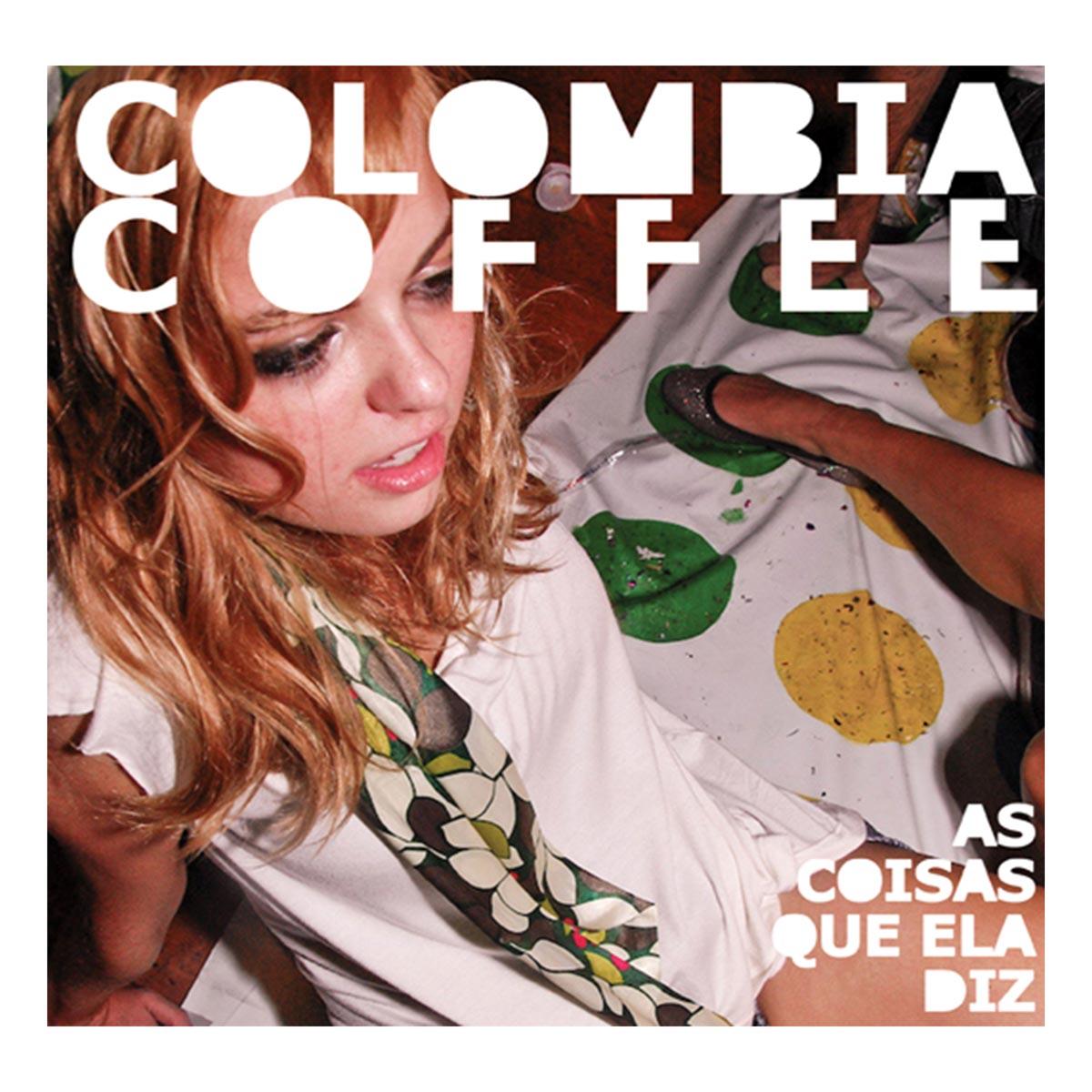 Compacto Colombia Coffee As Coisas Que Ela Diz