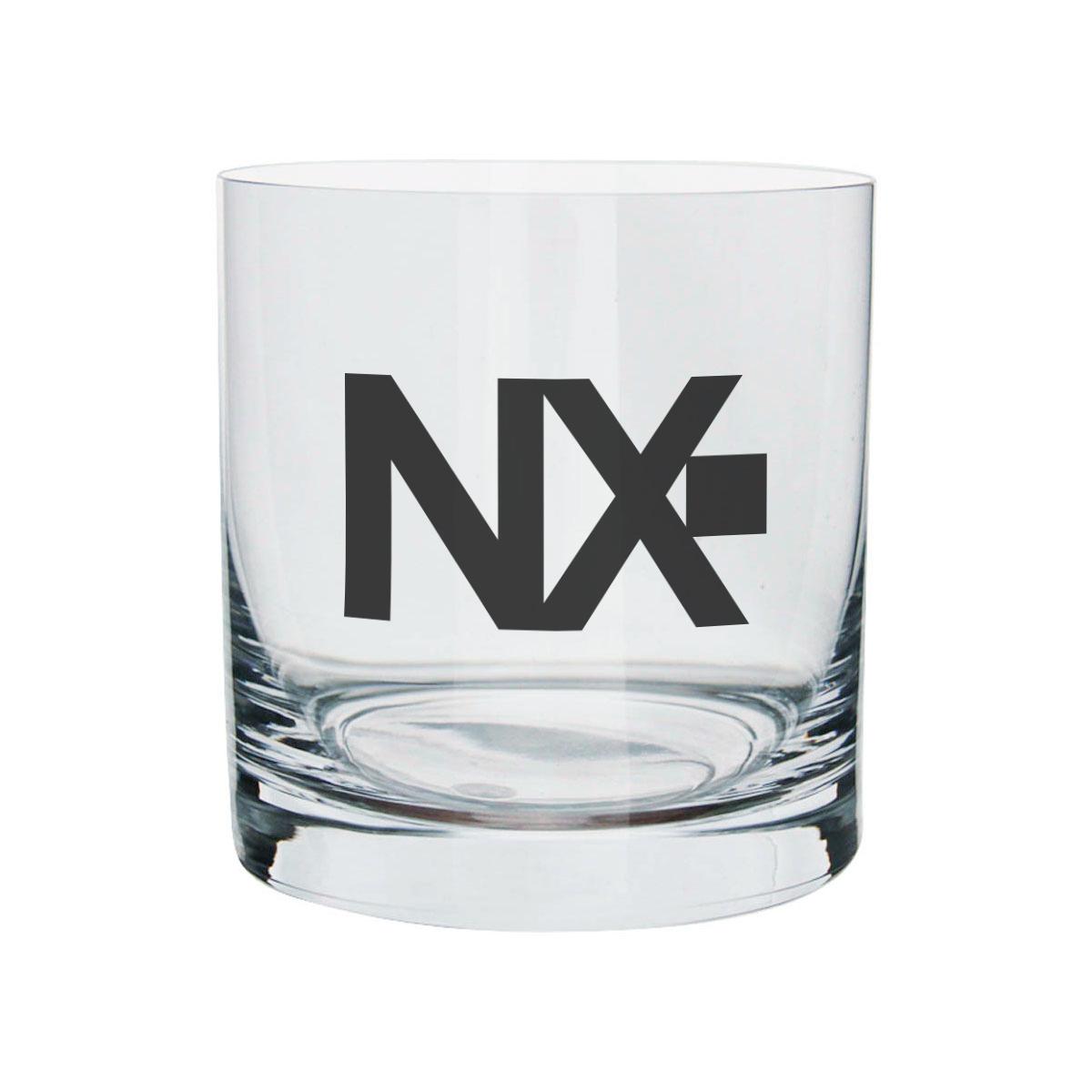 Copo Para Whisky NXZero Logo