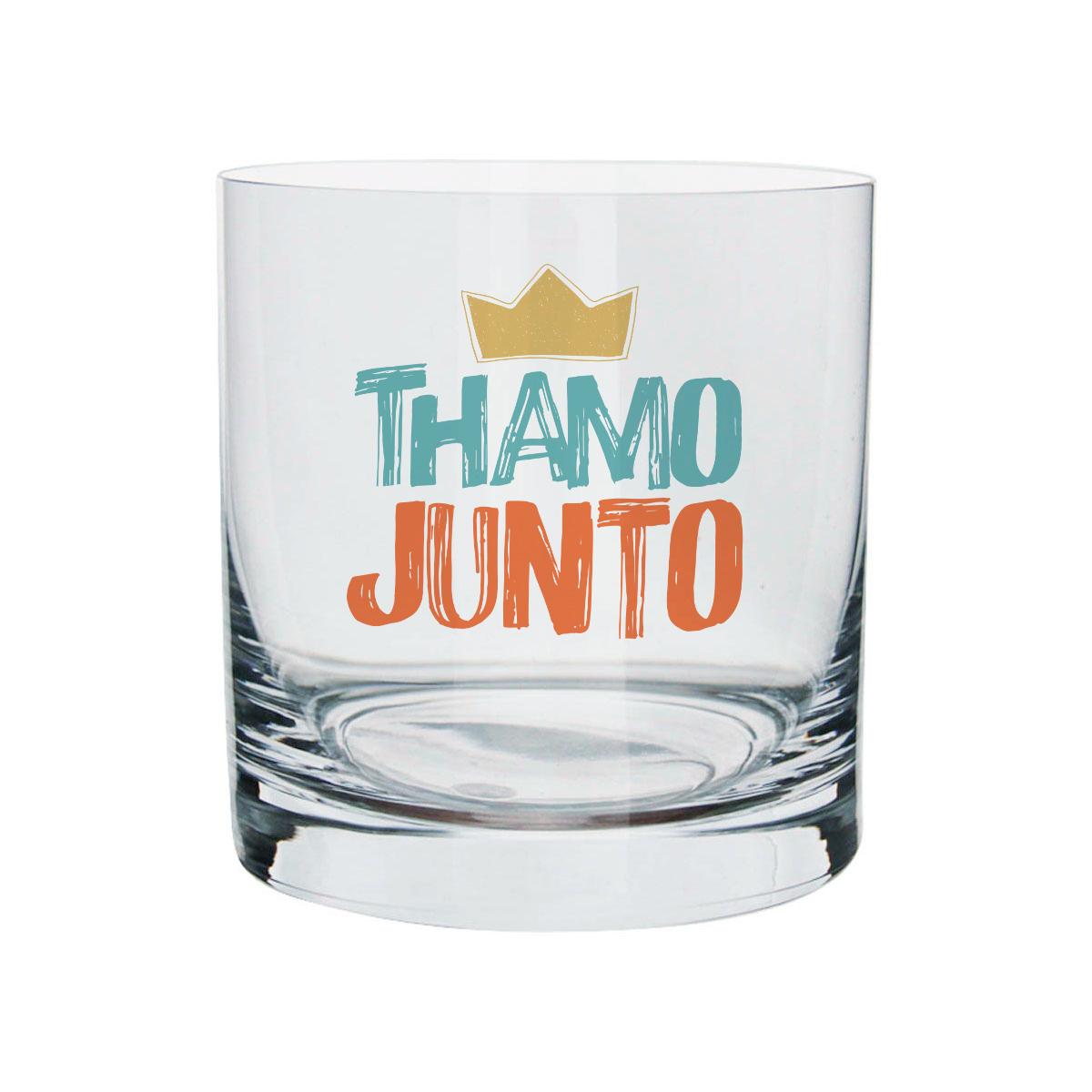 Copo Para Whisky Thiaguinho Thamo Junto Colors