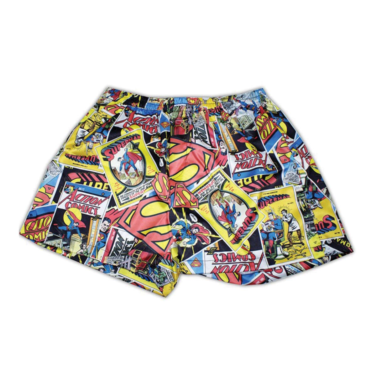Cueca Samba Canção DC Comics Cartoon Supeman