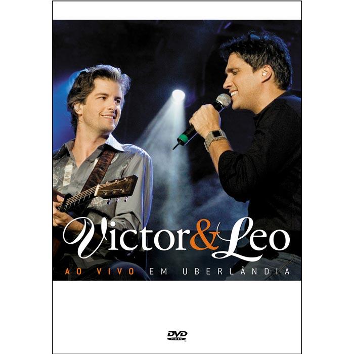 DVD Victor & Leo Ao Vivo em Uberlândia