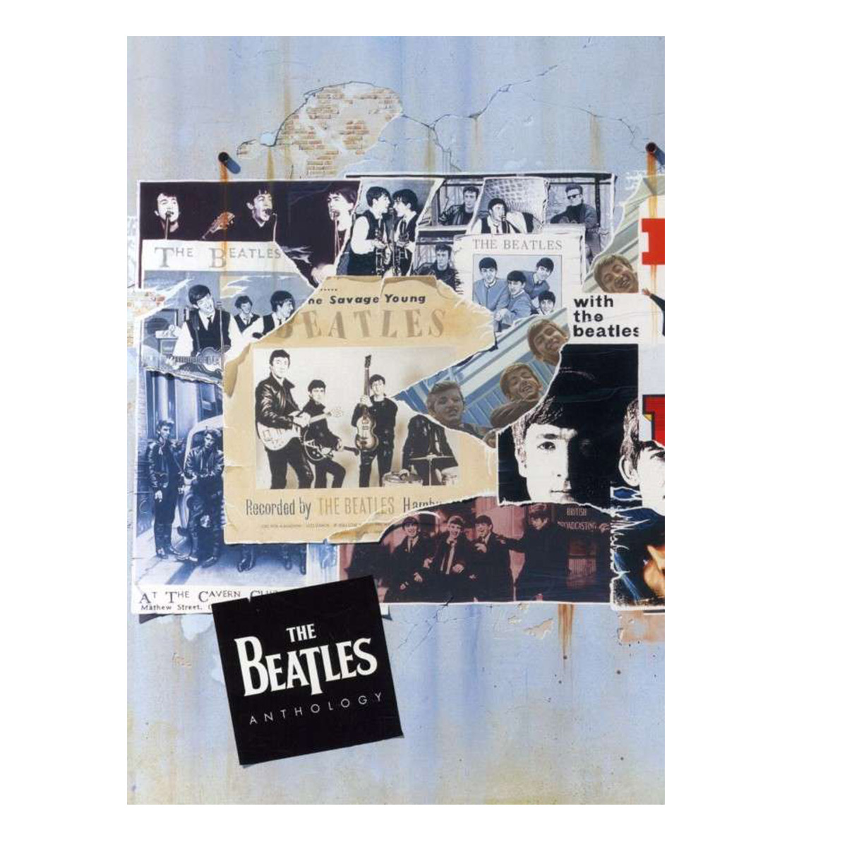 Produto IMPORTADO DVD Box The Beatles - Anthology