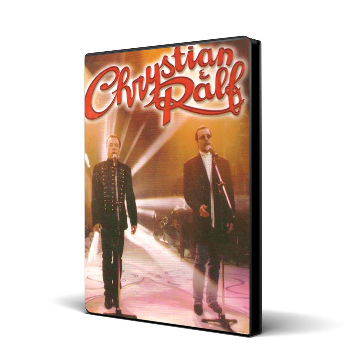 DVD Chrystian & Ralf