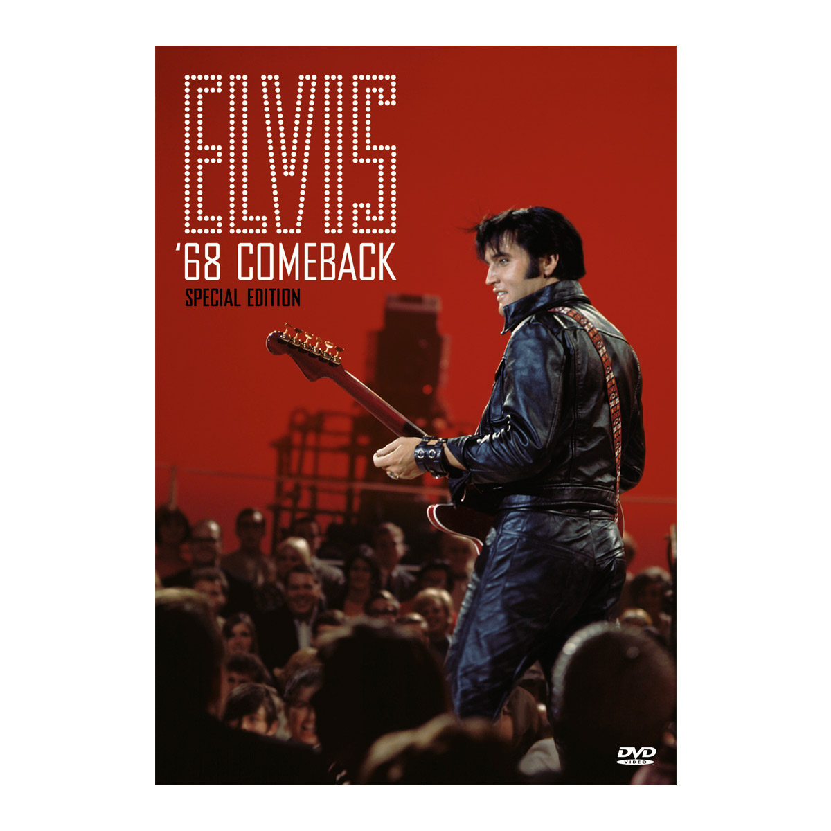 DVD Elvis - 68 Comeback Special Edition