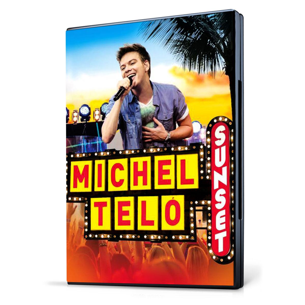 DVD Michel Teló Sunset
