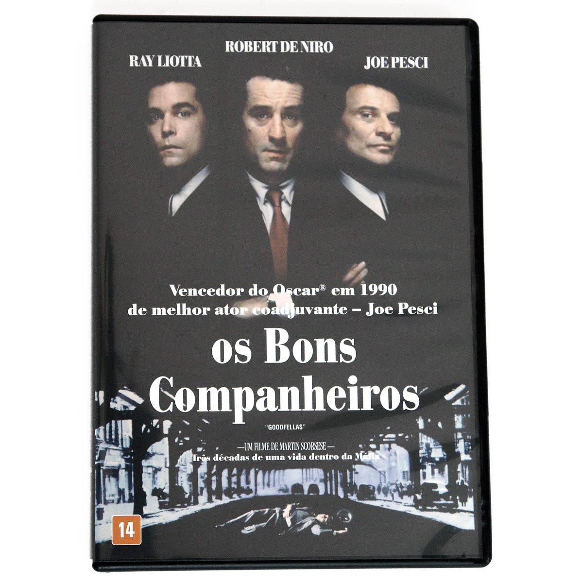 DVD Os Bons Companheiros