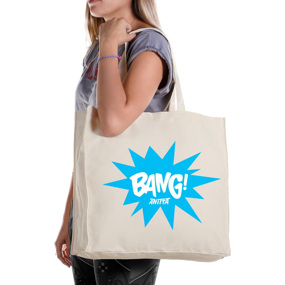 Ecobag Anitta Bang!