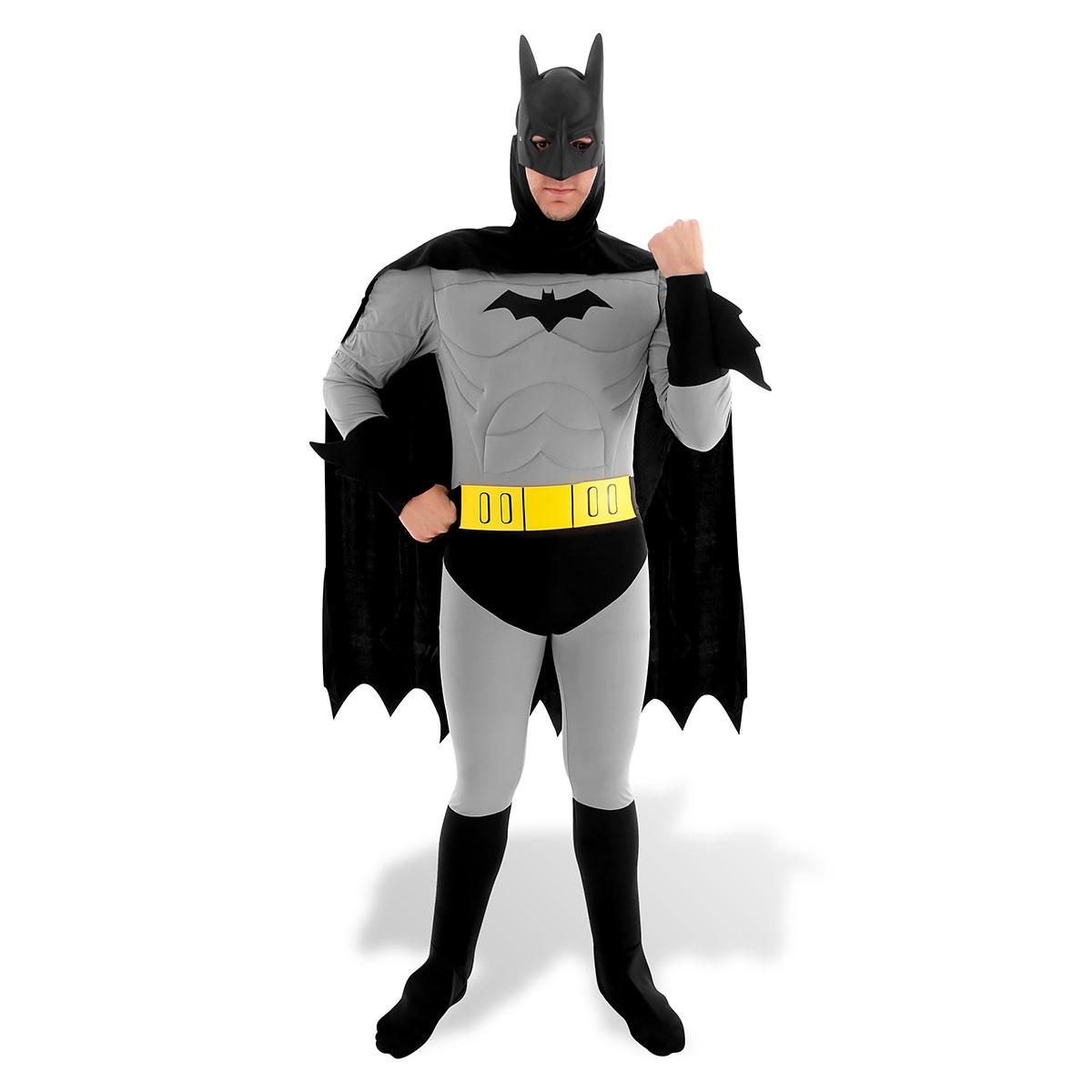 Fantasia Adulto Batman Luxo
