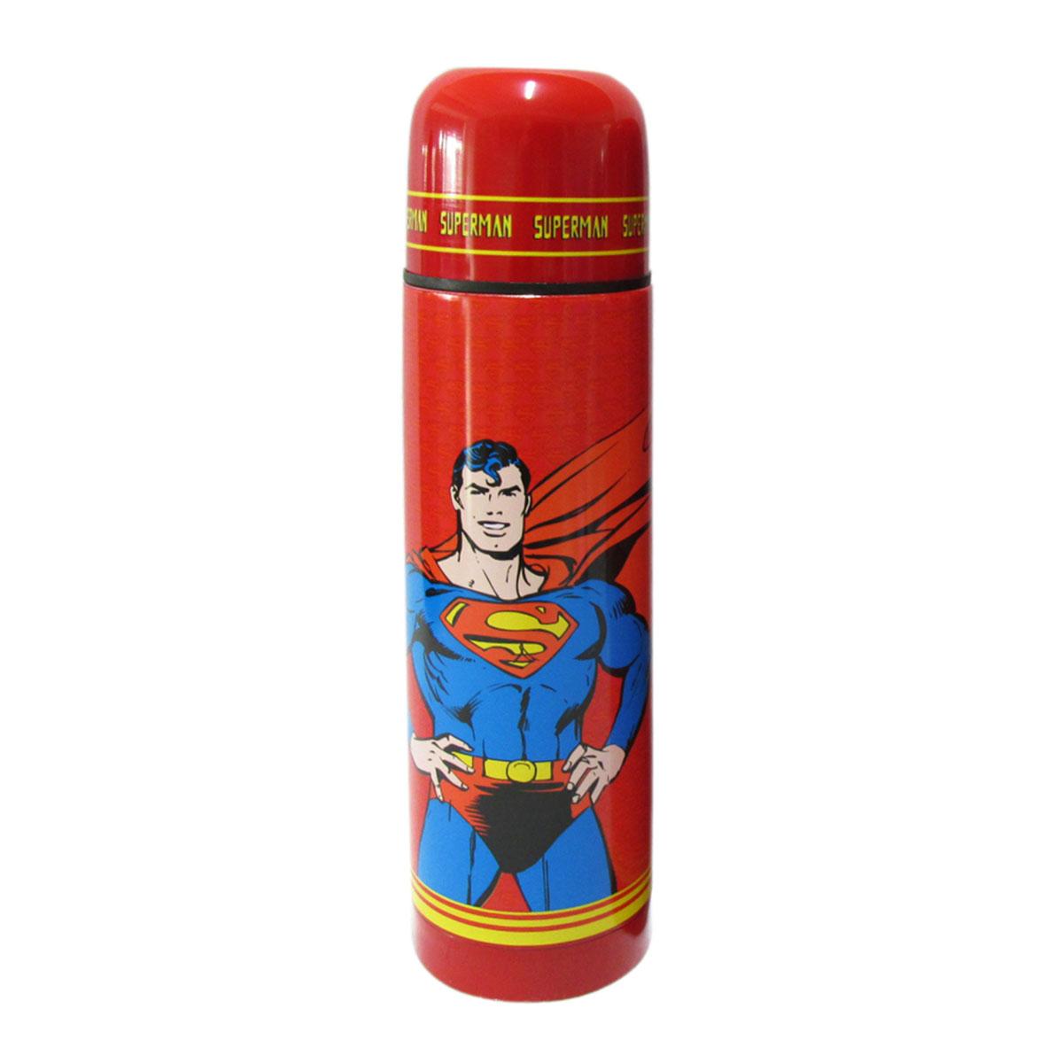 Garrafa Térmica DC Comics Superman