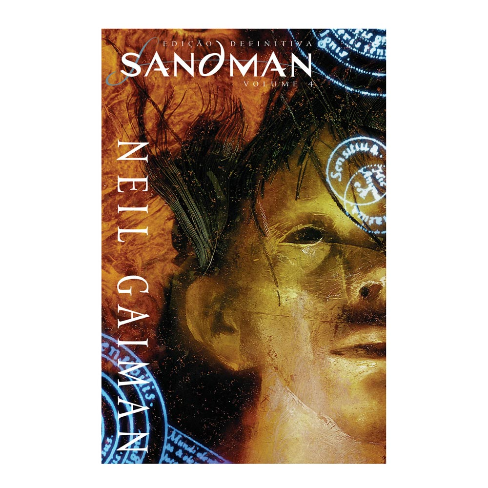 Graphic Novel Sandman Edição Definitiva Vol. 4
