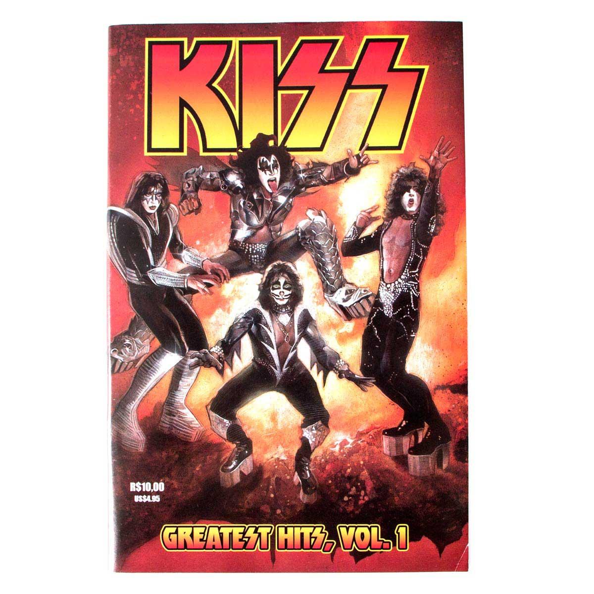 HQ Kiss The Greatest Hits Vol. 1