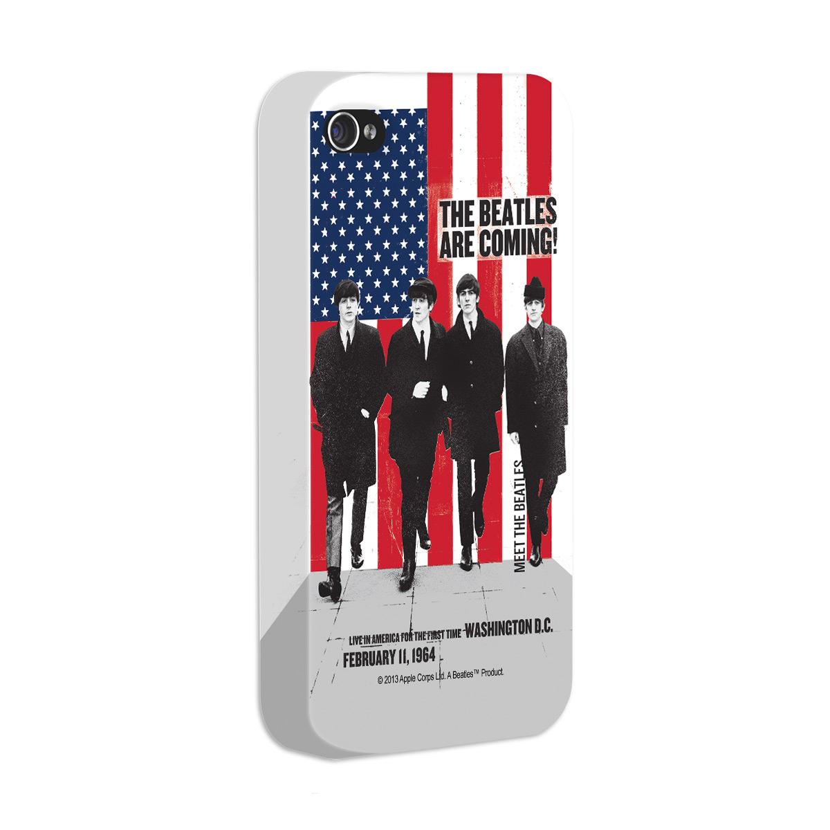 Kit Com 3 Capas de iPhone 4/4S - Flag