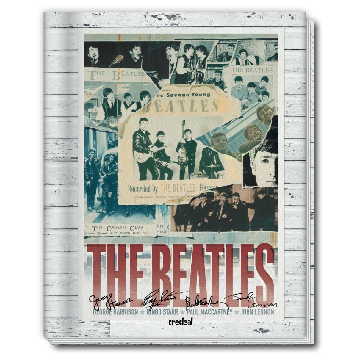 Kit Presente The Beatles Let It Be