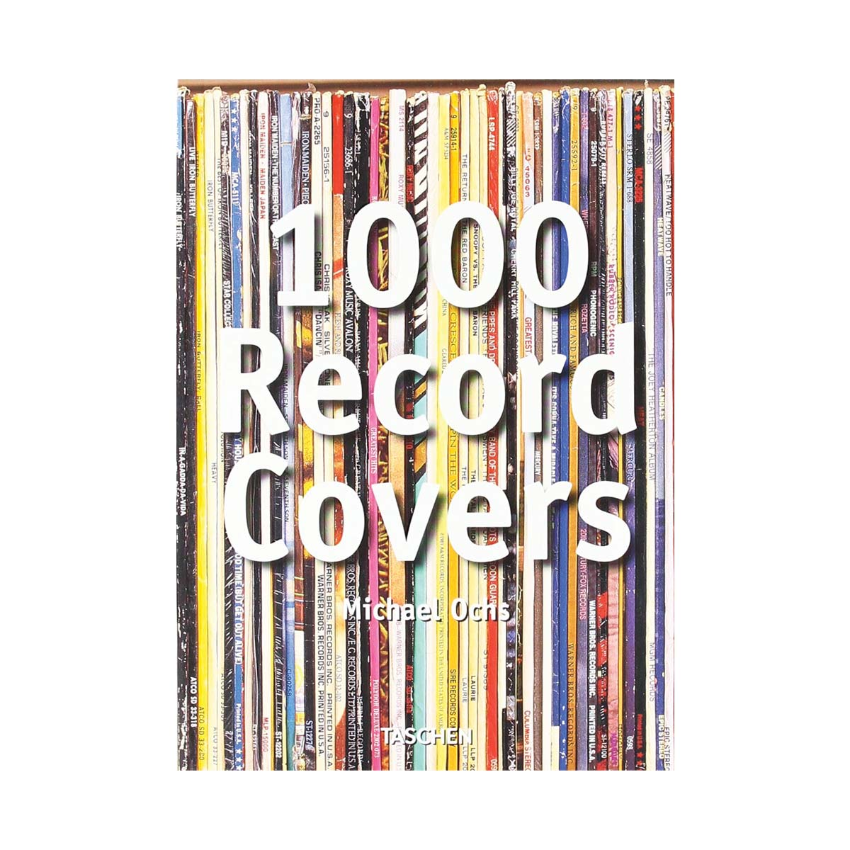 Livro 89 FM A Rádio Rock 1000 Record Covers Michael Ochs