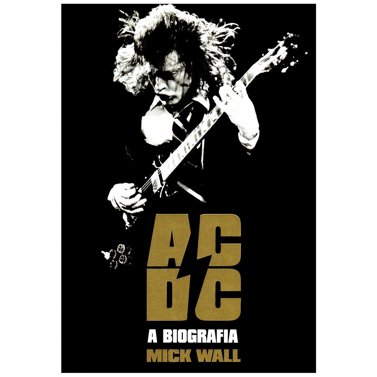 Livro AC/DC A Biografia