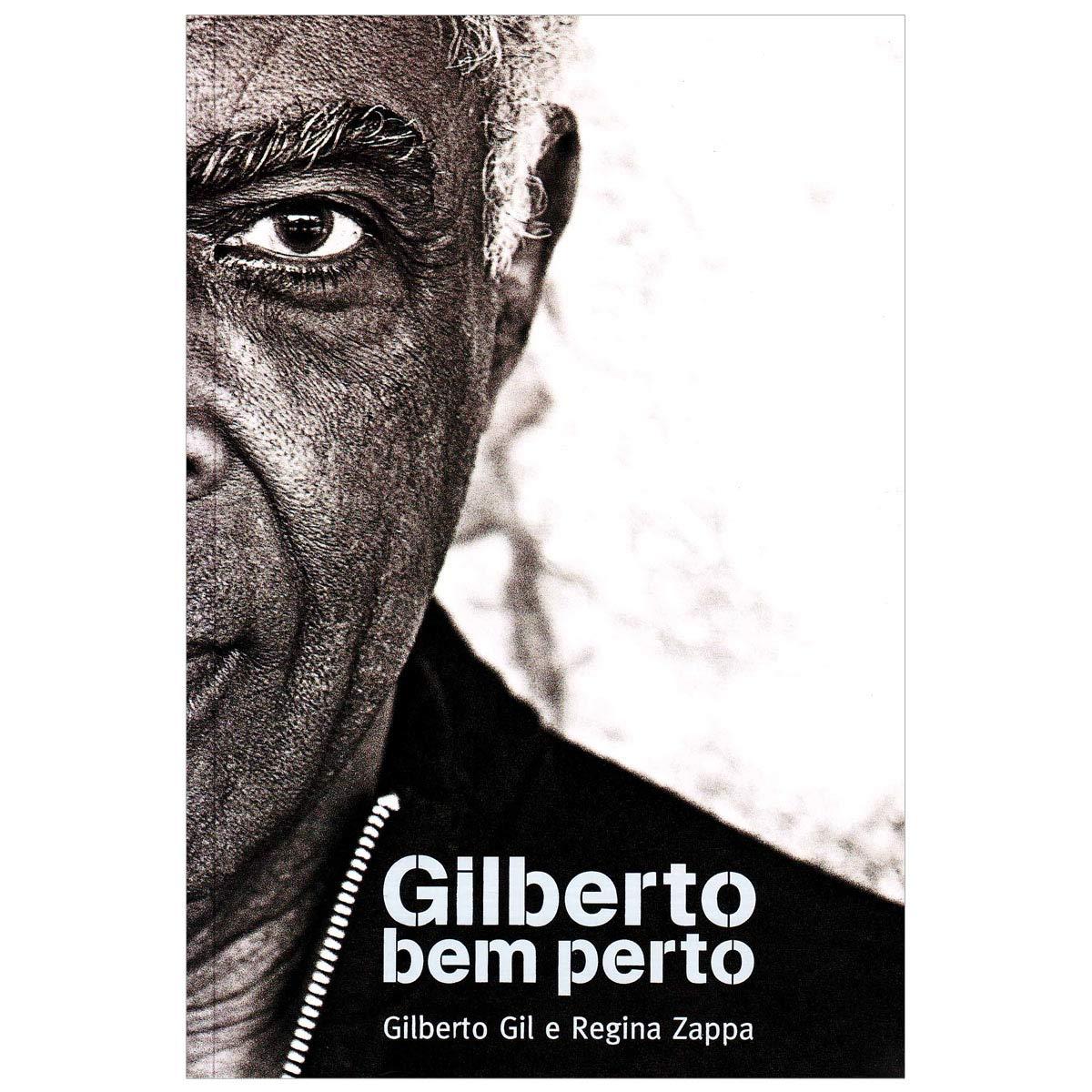 Livro Gilberto Bem Perto