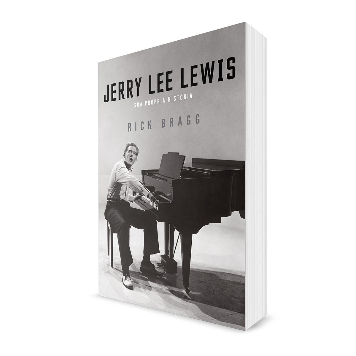Livro Jerry Lee Lewis: Sua Própria História