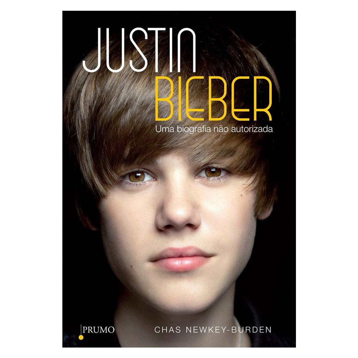 Livro Justin Bieber - Uma Biografia Não Autorizada