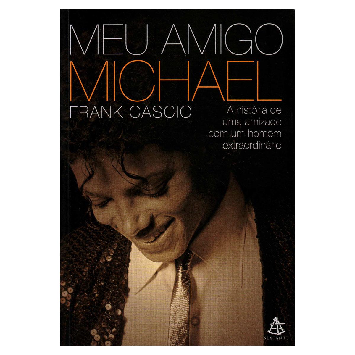Livro Meu Amigo Michael