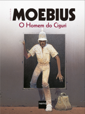 Graphic Novel Moebius - O Homem do Ciguri