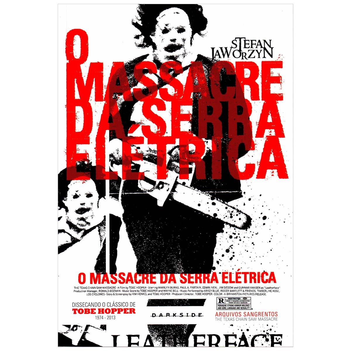 Livro o Massacre da Serra Elétrica