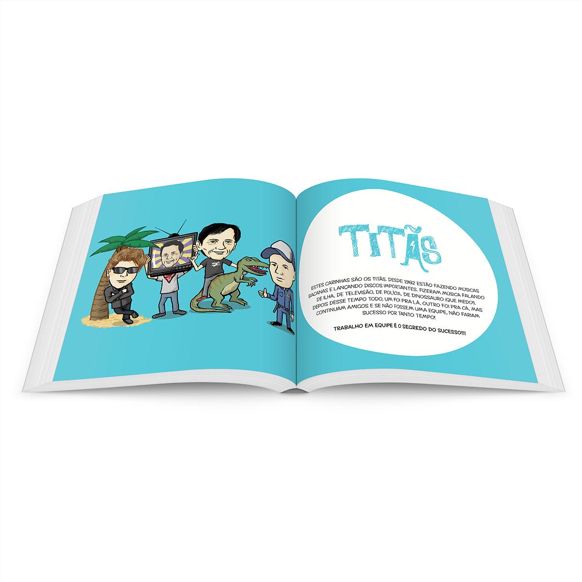 Livro Rock Para Pequenos Vol.3