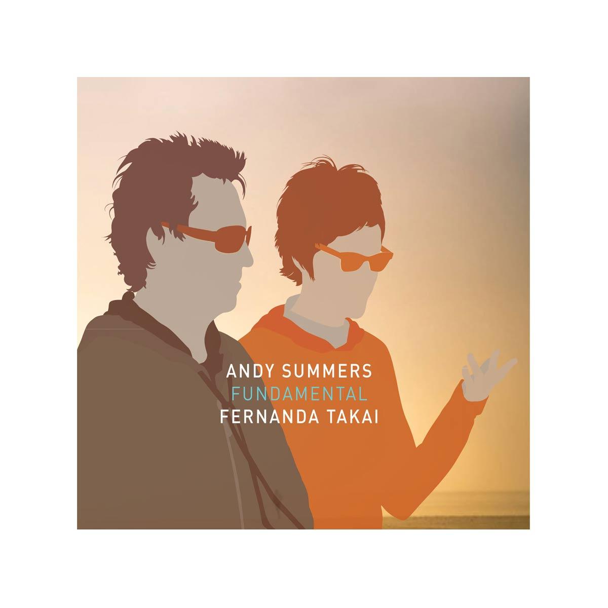 LP Andy Summers e Fernanda Takai Fundamental