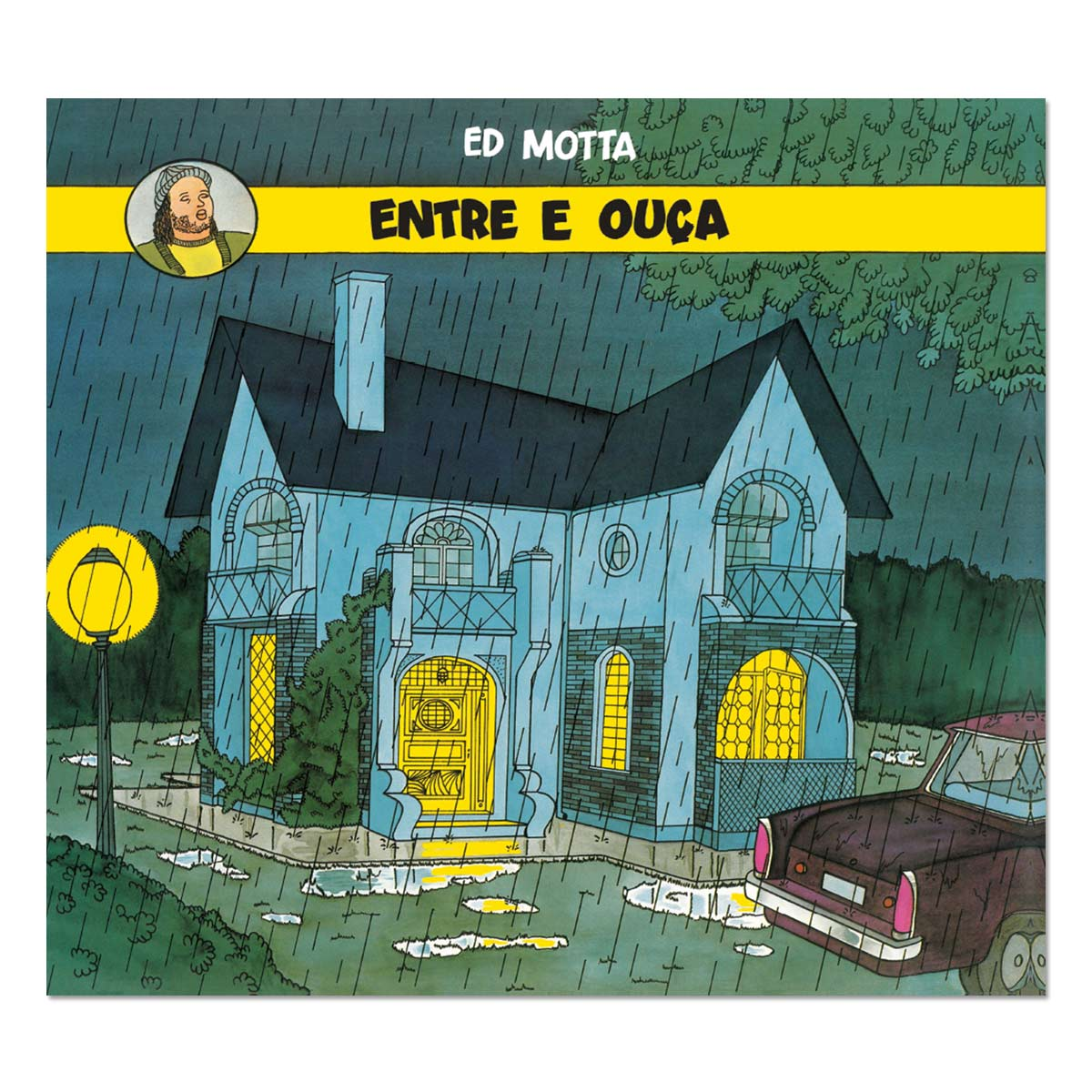 LP Ed Motta Entre e Ouça
