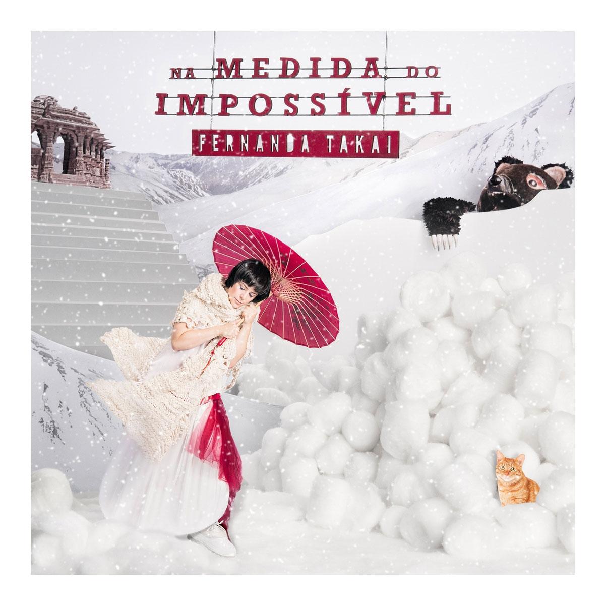 LP Fernanda Takai Na Medida Do Impossível