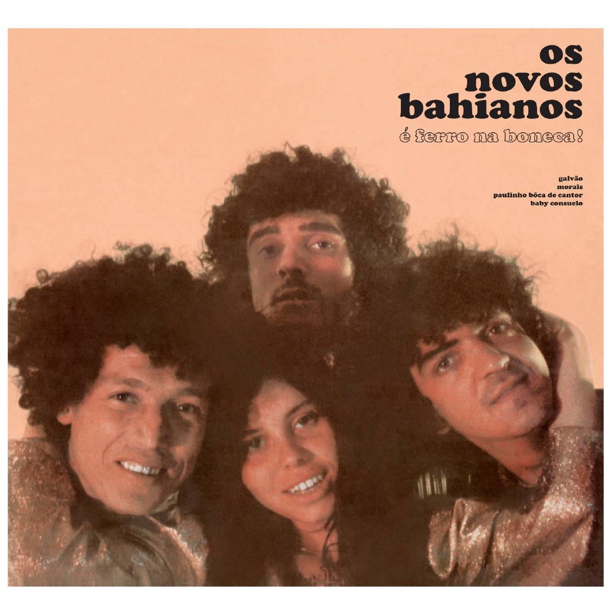 LP Novos Baianos Ferro na Boneca