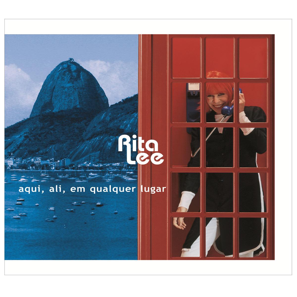 LP Rita Lee Aqui, Ali, Em Qualquer Lugar