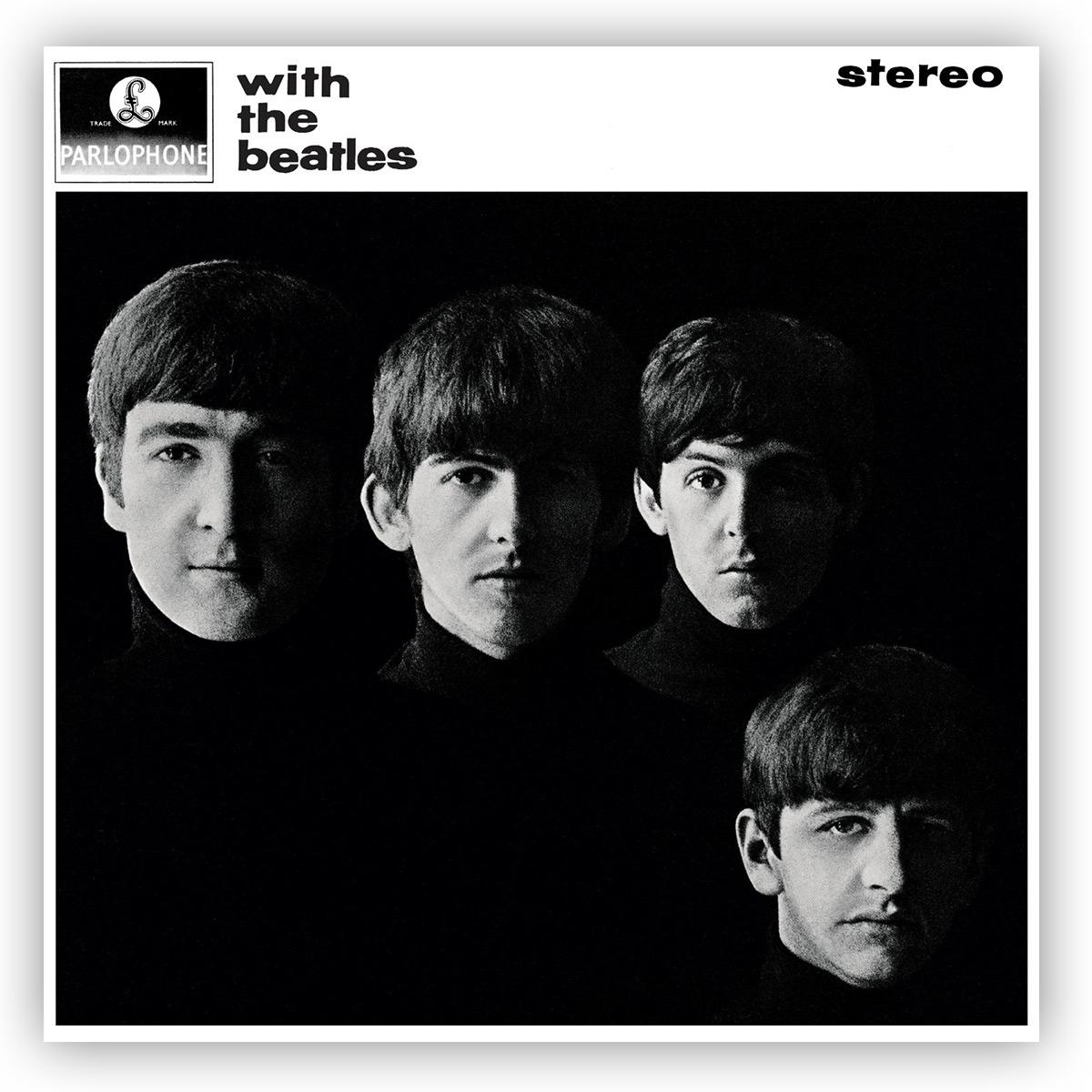 Produto IMPORTADO LP The Beatles - With The Beatles