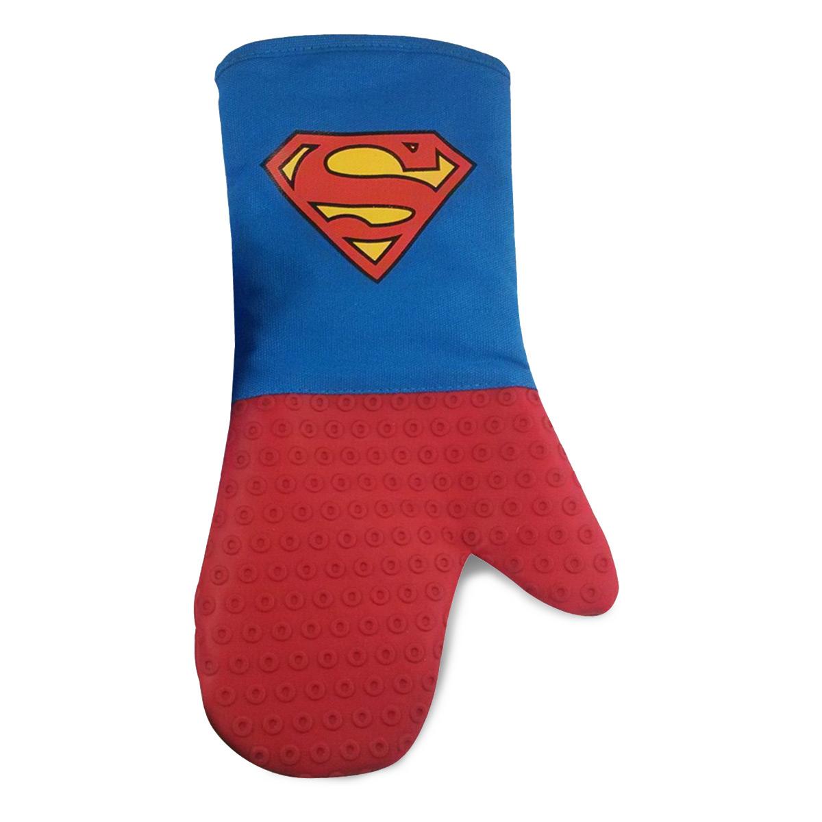 Luva de Forno Superman