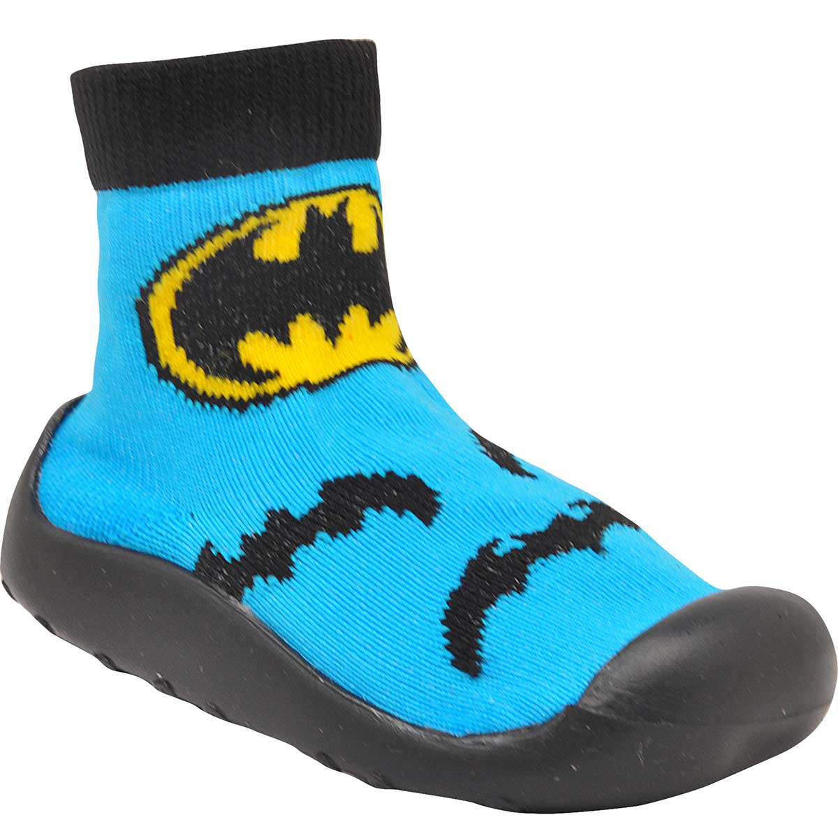 Meia Sapatilha Infantil Batman Logo