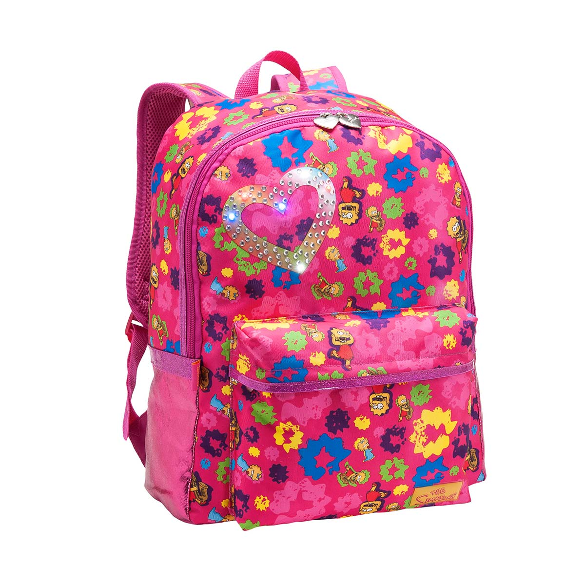 Mochila Grande The Simpsons Lisa And Maggie 740181
