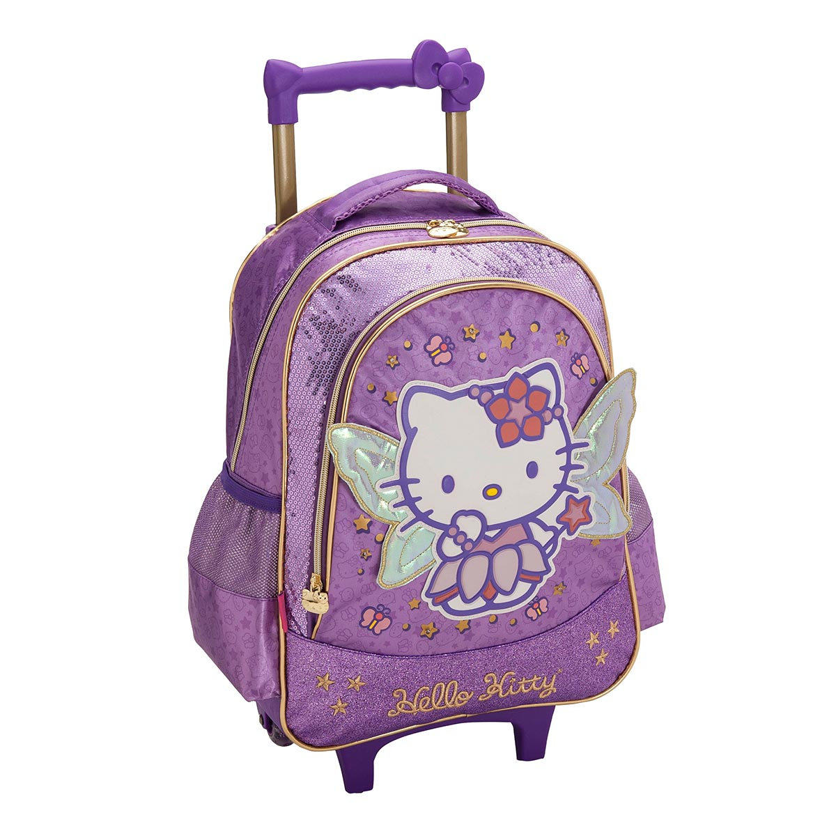 Mochilete Grande Hello Kitty Fada 924G01