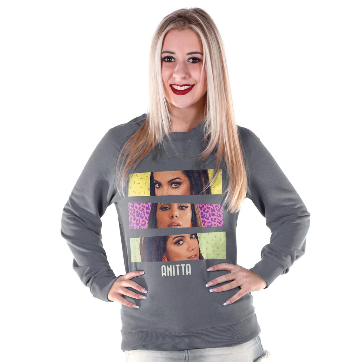 Moletinho Anitta Faces