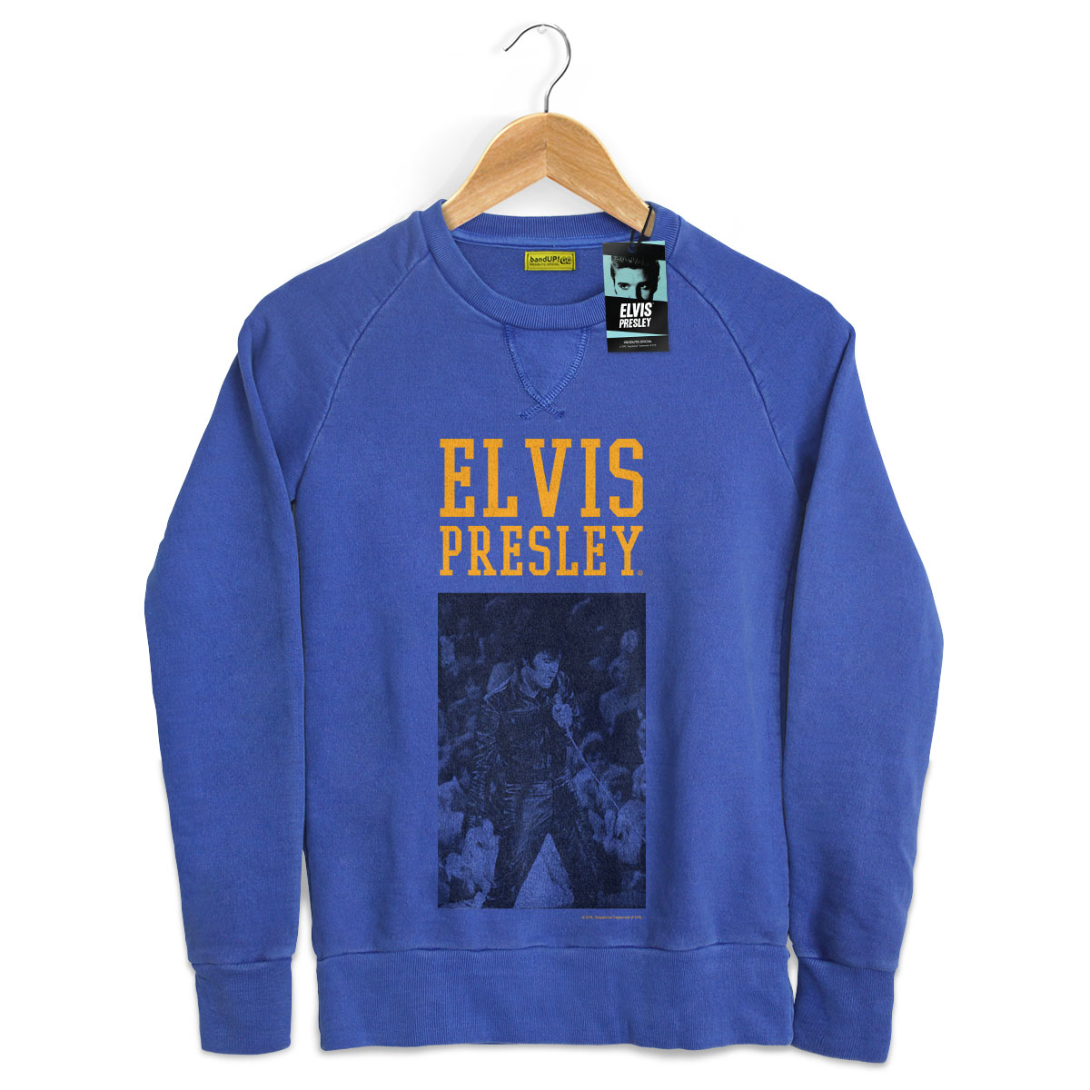 Moletinho Elvis Presley 68 Blue