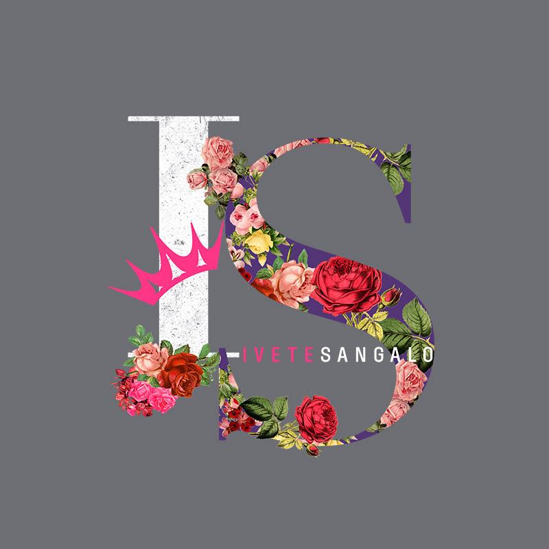 Moletinho Ivete Sangalo IS Flowers