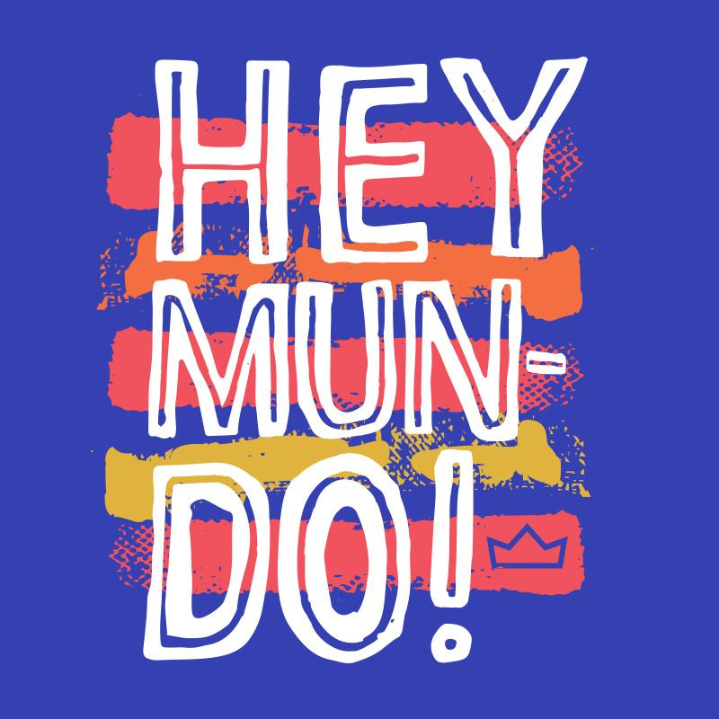 Moletinho Thiaguinho Hey Mundo!