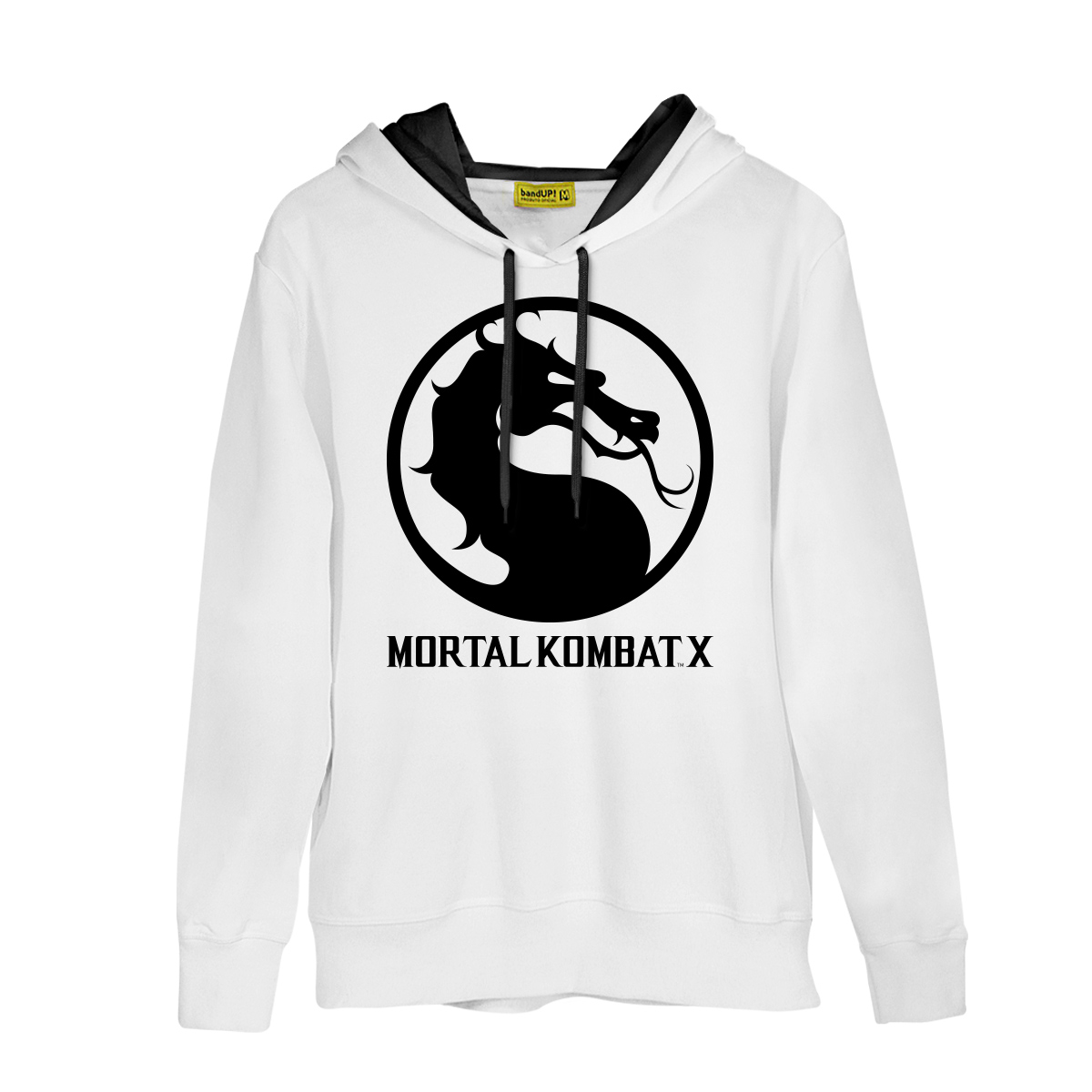 Moletom Mortal Kombat X Logo